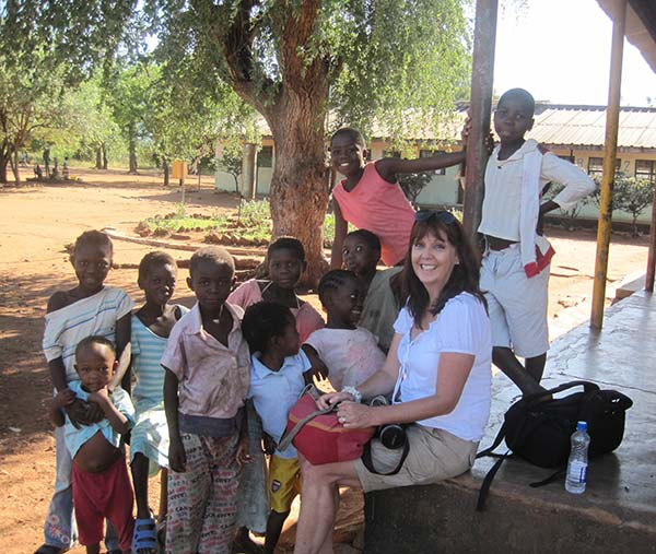 Jane Keogh Zambia